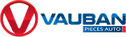 Logo of VAUBAN PIECES AUTO NORD